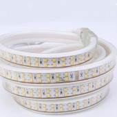 180led/m SMD 2835 LED Strip Light 220V 240V Double Row LED Tape Rope Ribbon Dlex Strips for Home Garden Decoration 5m 10m