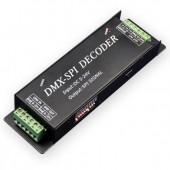 DMX200 5-24v 480W SPI Signal LED DMX-SPI Decoder Light DMX Controller