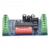 Mini 3CH DMX LED Controller MINI-DMX-3CH-V1 RGB DMX512 Decoder