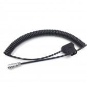 DTAP to 2Pin plug for BMPCC 4K Blackmagic Pocket Cinema Camera BMPCC 4K / 6K Power Cable