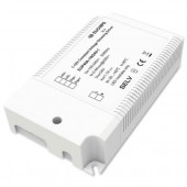 40W 24VDC 1.7A*1ch CV 1-10V Driver EUP40A-1W24V-1 Euchips Constant Voltage Dimmable Driver