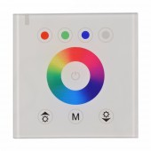 RGB LED Touch Panel Controller Lighting Dimmer