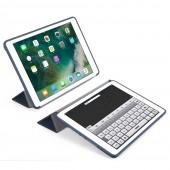 For iPad 9.7 2018 Case iPad 6th generation Cover PU Leather Silicone Soft Back A1822 A1893 Funda for iPad 2018 Case 2017 9.7