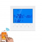 Gas Boiler Heating Thermostat AC220V Wifi Temperature Regulator APP Control Programmable Electric Floor Heating