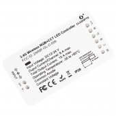 DC12-24V Smart RGBW/RGB+CCT LED Strip Controllers,Zigbee,Controller,Automation Devices,Voice Control,App Control