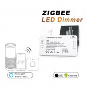 ZIGBEE Samrt Led Controller Dimmer Strip Controller DC12/24V Zll Standard Led App Voice Control Work With Echo Plus