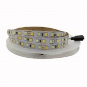 SMD 2835 CCT Strip CW/WW Dual White Color Temperature Adjustable Double Color LED Flexible Tape 120leds/m