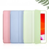 Case For iPad Air 3 10.5 2019 Case,Smart Cover Trifold Stand Soft Back Case for iPad Air 3rd Generation Pro 10.5 2017