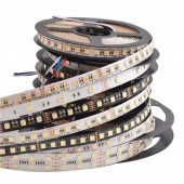 5M 5050 RGBW 4 in 1 LED Strip 4 Color in 1 Chip 30/60/72/84/96/120LED/m 12V 24V