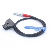 D-Tap To 4pin Plug For Arri LBUS FIZ MDR Wireless Focus Wire