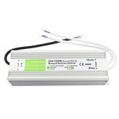 DC 24V 120W Waterproof Power Supply Transformer Adapter LED Driver
