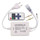 110v 220v LED Dimmer Controller With IR Remote 750W EU Plug / US Plug