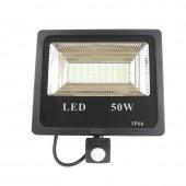 Outdoor Sports Sensor PIR Sensor LED Spotlight IP65 10W 20W 30W 50W 110V 220V LED Flood Light With motion Sensor Yard Lamp