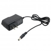 10Pcs AC 100V/220V Converter Adapter DC 5V 1A 1000mA Power Supply Charger 5.5mm x 2.1mm