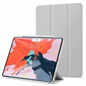 for iPad Pro 11 Case Pro 12.9 2018 Magnetic Case Funda Support Wireless Charging for Apple Pencil PU Leather Smart Case