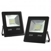 10W 20W 30W 50W LED Flood Light 220V 110V Floodlight Waterproof Outdoor Projector Spotlight Exterieur Wall Lamp Lighting