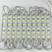 2000pcs 5050 6 Leds LED Modules Cool White Warm White Red Green Blue Waterproof IP65 DC12V 6LEDS Led Module Lighting