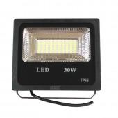 Led Flood Light Outdoor Spotlight Floodlight 10W 20W 30W 50W 100W Waterproof Garden Wall Washer Lamp Reflector IP65 220V 110V