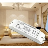 10A*1CH LED Dimmer Fluorescent Lamp Dimmer 0/1-10v LED Strip Dimming Driver Push Dimmer