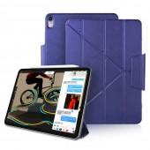 Magnetic Case for iPad Pro 11 12.9 2018 Multi-Fold PU Leather Smart Cover Case for iPad Pro 12.9 11 Funda Pencil Charge