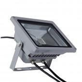 Ultra Bright Support DMX512 Control RGB DC24V Led Flood Light Waterproof IP65 Led Reflector Led Floodlight Outdoor Lighting