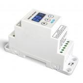 LED Controller Constant Voltage DMX Decoder DIN-DMX-4CH Din 4*4A LTECH
