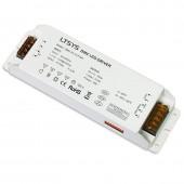 LTECH CV LED DMX Dimmable Driver 75W 12V DMX-75-12-F1M1