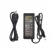 DC 12V 5A 60W LED Power Supply Transformer AC100~240V Adapter 60Hz