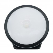 6LED Wireless Motion Sensor Light Rechargeable 600mah Battery USB Charging Security Lamp