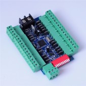 24CH LED DMX Dimmer Controller 24 Channel DMX512 Decoder