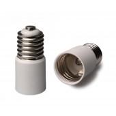 2pcs E40 to E39 Lamp Base Conversion Socket Resistance PC E40 Socket