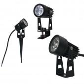 Outdoor LED COB Lawn Lamp 3W LED Garden Landscape Light AC220V110V DC12V Waterproof Lighting Led Light Garden Path Spotlights