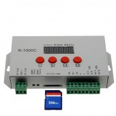 K-1000C LED Controller 2048 Pixels Program DC 5V-24V