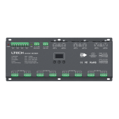 LTECH Led Controller CV Dmx Decoder 24*3A LT-924-OLED