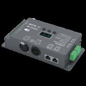 LTECH Led Dmx Decoder Controller OLED 5*6A LT-995-OLED