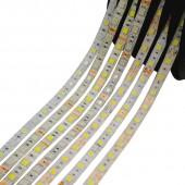 LED Strip 5050 60 LEDs/m Flexible Home Decoration Lighting LED Tape RGB RGBW RGB CCT White/Warm White/Blue/Green/Red 5m/lot 12V