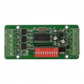 3 Channel DMX 512 LED Decoder Controller Dimmer