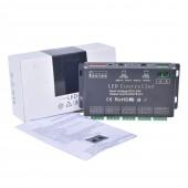 6CH DMX 512 Controller DC 5-24V LED Controller For LED Strip LED Neon LED Fixtures