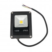 Ultrathin LED Flood Light 10W AC 85-265V Waterproof IP65 COB Spotlight Outdoor Garden Lamp