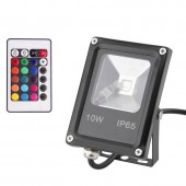 Led Flood Light 10W Outdoor Spotlighting AC 85-265V Waterproof
