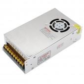 AC 110V/220V to DC 12V 25A 300W Transformer Switch Power Supply for Led Strip Short Circuit Protection