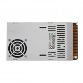 Ultra Thin 5V 80A 400W Switching Power Supply Driver For LED Strip AC 200-240V Input to DC 5V