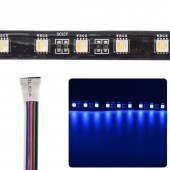 5m/lot 4 in 1 RGBW LED Strip 5050 DC 12V 24V Flexible 60 LED/m LED Ligh
