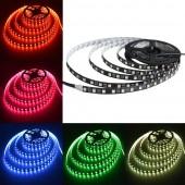 5M 4 Colors In 1 5050 RGBW LED Strip Light SMD 5050 60 LEDs/M 12V 24V
