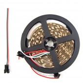 5M SK6812 WS2812B Individaul Addressable LED Strip 30LEDS/M RGB 5V