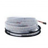 16.4FT 300 Pixels WS2813 Individually RGB LED Strip Light 5050 Dual Signal 5V
