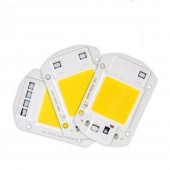 20W 30W 50W COB LED Chip DIY LED COB Bulb Lamp 220V Smart IC Driver LED Spotlight Floodlight