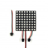 16x16 8x32 8x8 Pixels WS2812B Digital LED Panel Individually addressable DC5V