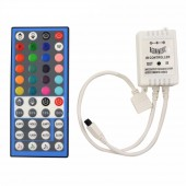 MINI RGBW LED Controller 40Key Remote For RGBW LED Strip Light