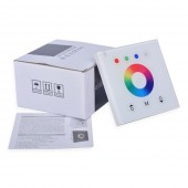 RGBW LED Touch Switch Panel Controller LED Dimmer